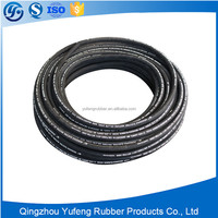 cloth surface heat resistant industrial hydraulic rubber hose