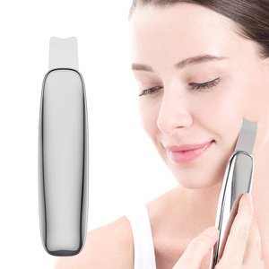 TOUCHBeauty Facial Ultrasonic Skin Spatula Machine Extractor & Exfoliation Blackhead Removal Suction Acne Cleanser