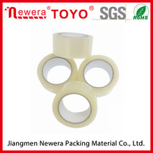 Acrylic Adhesive and BOPP,Water based acrylic coating with Bopp Opp film Material tape