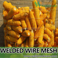 China Alibaba factory low price direct sale welded wire mesh/stainless steel wire mesh of Hebei, anping