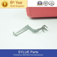 Anoziding 316 Stainless steel gas stove part name Custom-made