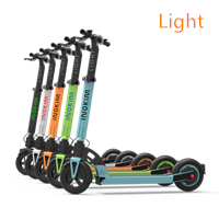 2016 new model CE LIGHT Certification and 36v two-wheel stand up trike scooter