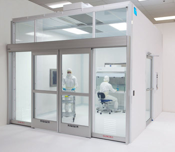 ISO 14644-1 Standard Softwall And Hardwall Clean Room