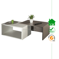 CT-3035 Modern Design high gloss console coffee table wood