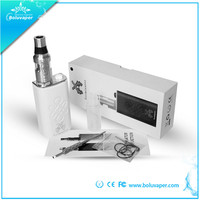 2015 new arrival control box mod 2000mah 18650 battery Terminator 150w box mod for DIY ATOMIZER with switch button