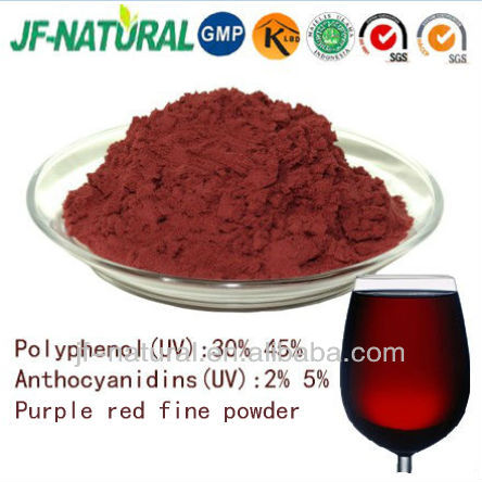 Red wine extract natural antioxidant