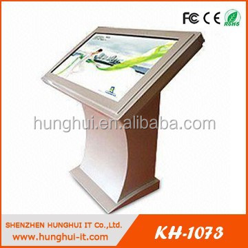 47 inch Floor Standing LCD Kiosk Totem touch screen prices