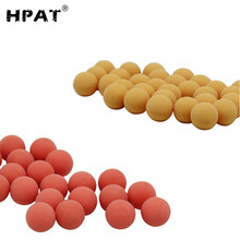 4000pcs/box Training Paintball Rubber Paintball balls.50
