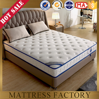 Factory direct wholesale euro spring bamboo king size mattress