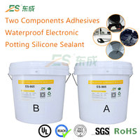 High-Temperature Waterproof Sealant Potting Glue Two Component Silicone
