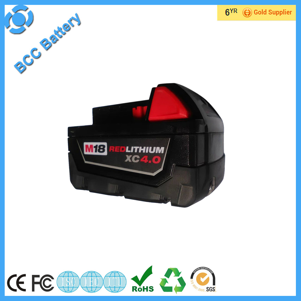 Newest milwaukee 18v 3ah li ion superior power tools batteries