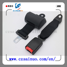 Automatic roll safety belt car 2 Points Seat Belt used for car dealers from china