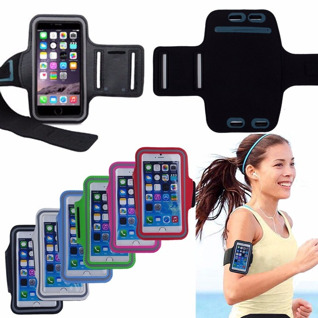 New design waterproof running sport armband universal custom arm phone case for iphone & android outdoor Adjustable phone holder