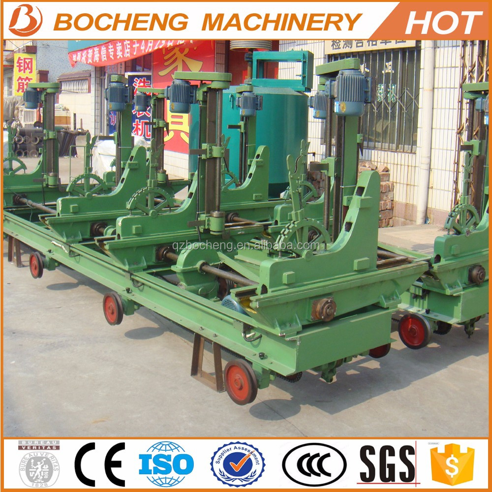wood cutting vertical band sawmill with CNC carriage for cheap sale