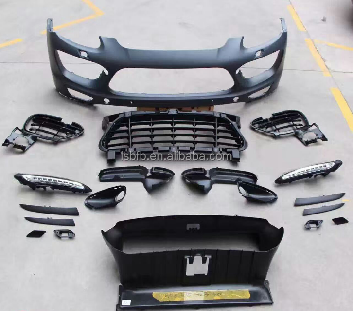 factory outlet high quality 2011-2014 years Cayenne 958 upgrade pp material GTS bodykit bumper