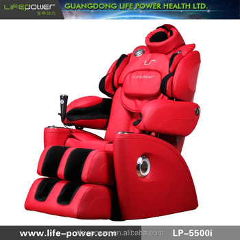 Good quality life power massage chair LP-5500i
