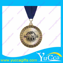 2016 Tri Santa cruz coconut palm/tree sea beach picture practical and nice-looking bottle opener medal