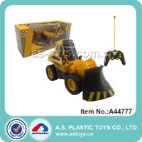 6CH RC Construction Toy Trucks