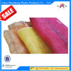 PE hot sale onion mesh bag for fruits potato onion garlic/2015 new drawstring mesh bag for packing fruit and vegetables