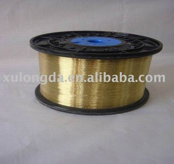 brass coated steel wire