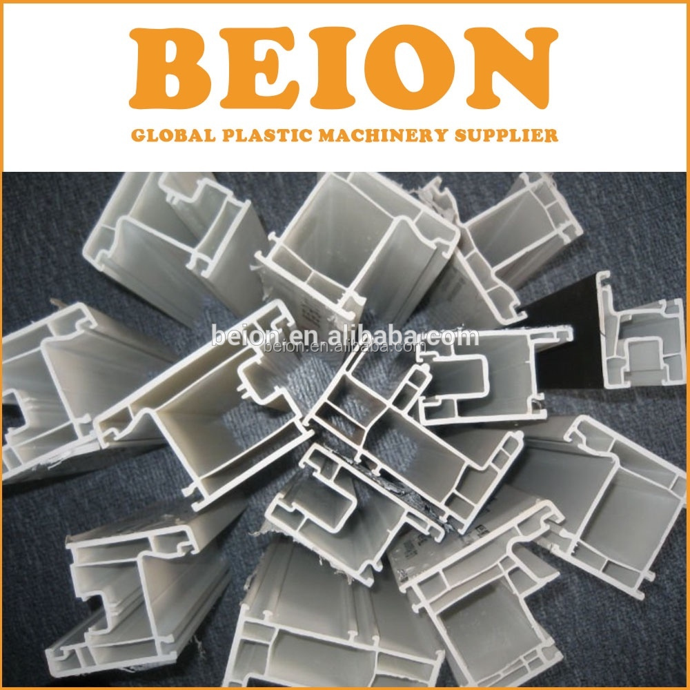 BEION High Efficiency Small Plastic PVC Profile Extrusion Machine For Business