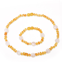 100% genuine natural Amber necklace Baby teething Gifts Certified anthentic natural stone Baltic Amber Baby Teething Necklace