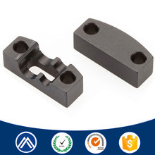 Chinese supplier 2024 6061 7075 anodized aluminum cnc milling part service