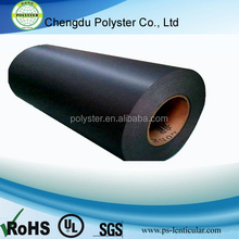 Black 500 micron polypropylene film/FRPP sheet for Power supplier