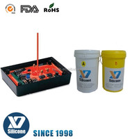 RTV silicone for electronic potting rubber electronic grade silicon