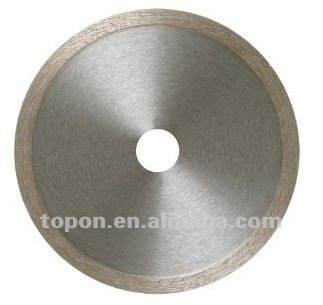 Wet Cutting Continuous Rim Saw Blade