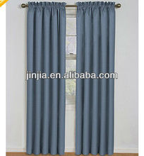 M2402 new design polyester print voile curtain fabric coloured voile curtains