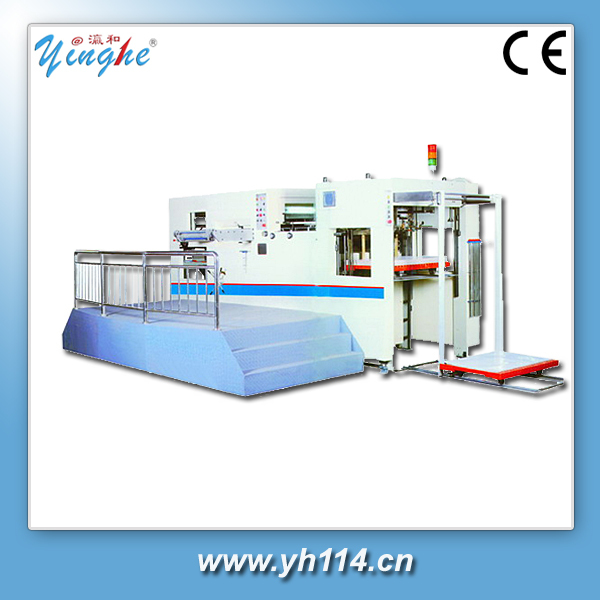 paper packing rubber blanket die cutter