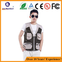 Summer Hot Sale Cooling Fan Vest and Air Condition Jacket