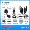 3D panoramic view car camera intelligent parking assistance for Totoya Prado