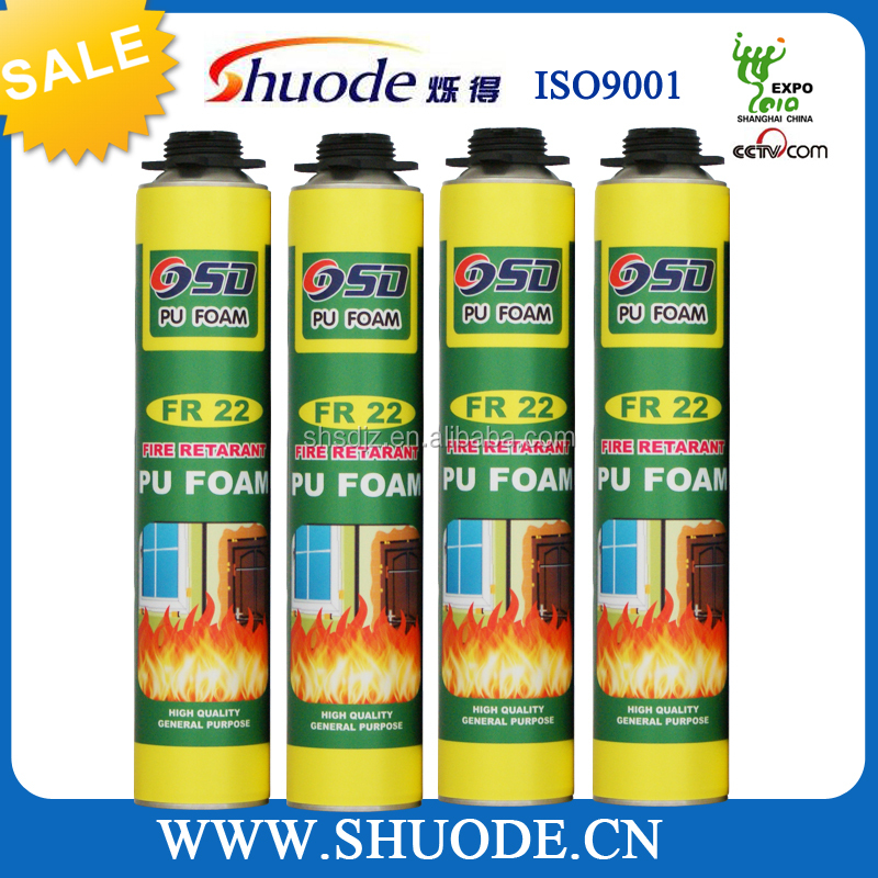 750ML FireProof spray roof sealant joint mixture