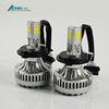 New innovation pretty look car led headlight replace h4 4300k hid xenon headlight