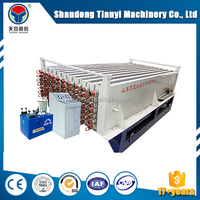 Decoration Board Coating Line Wall Sandwich Panel Best Price Concrete Wall Production Line