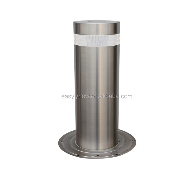 Road anti terrorist rising bollard Hydraulic road block barriers