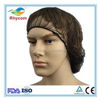 America market nylon raw material disposable pretty hair nets