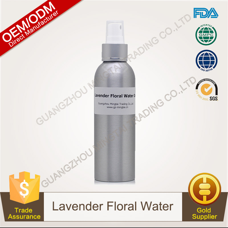 100% Pure Plants Extracts Lavender Floral Water OEM/ODM Professional Supplier
