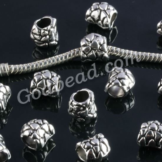 69391 New Fashion Sterling Silver European Beads