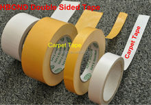 silicone double-sided adhesive carpet edge tape