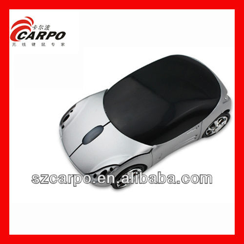 2014 new technology products flashing blue car drivers usb 3d optical mouse for asus-tablet V1700