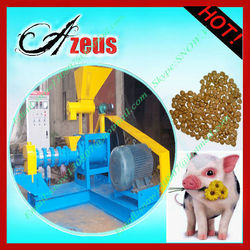 Fully automatic Pet/rabbit/fish food pellet machine