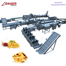 Home Use Fresh Potato Chip Make Machinery Lays Potato Chips Making Machine Price For Factory