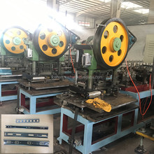 Steel slide rail making machine/used slide rail forming machine made in China