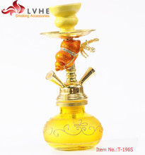 LVHE China Supplier Smoking Accessories Unity Art Shisha Hookah Royal
