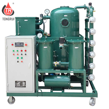 Vacuum Transformer Oil Purifying/Insulation Oil Filtration Machine For Removing Moisture and Impurities