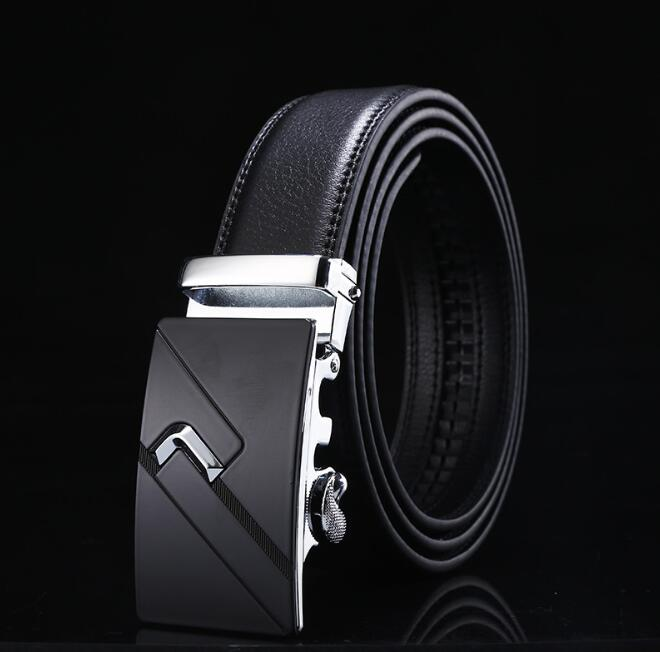 100% Cowhide Genuine Leather <strong>Belts</strong> For Man
