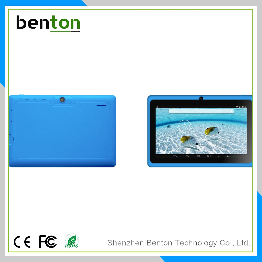 "2016 Quad Core 1.2Ghz Android 5.1 OS 7"" smart tablet pc"